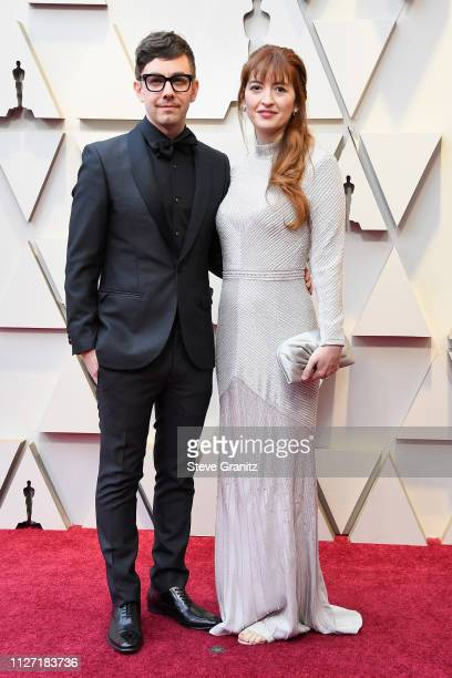 Director Marielle Heller and Jorma Taccone attend the 91st Annual Academy Awards at Hollywood and Highland on February 24 2019 in Hollywood California