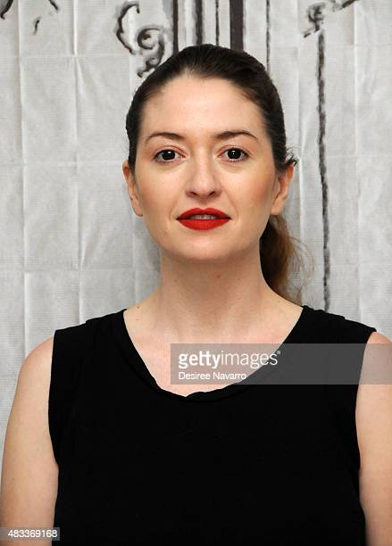 Director Marielle Heller attends AOL BUILD Speaker Series Presents 'The Diary Of A Teenage Girl' at AOL Studios In New York on August 7 2015 in New...