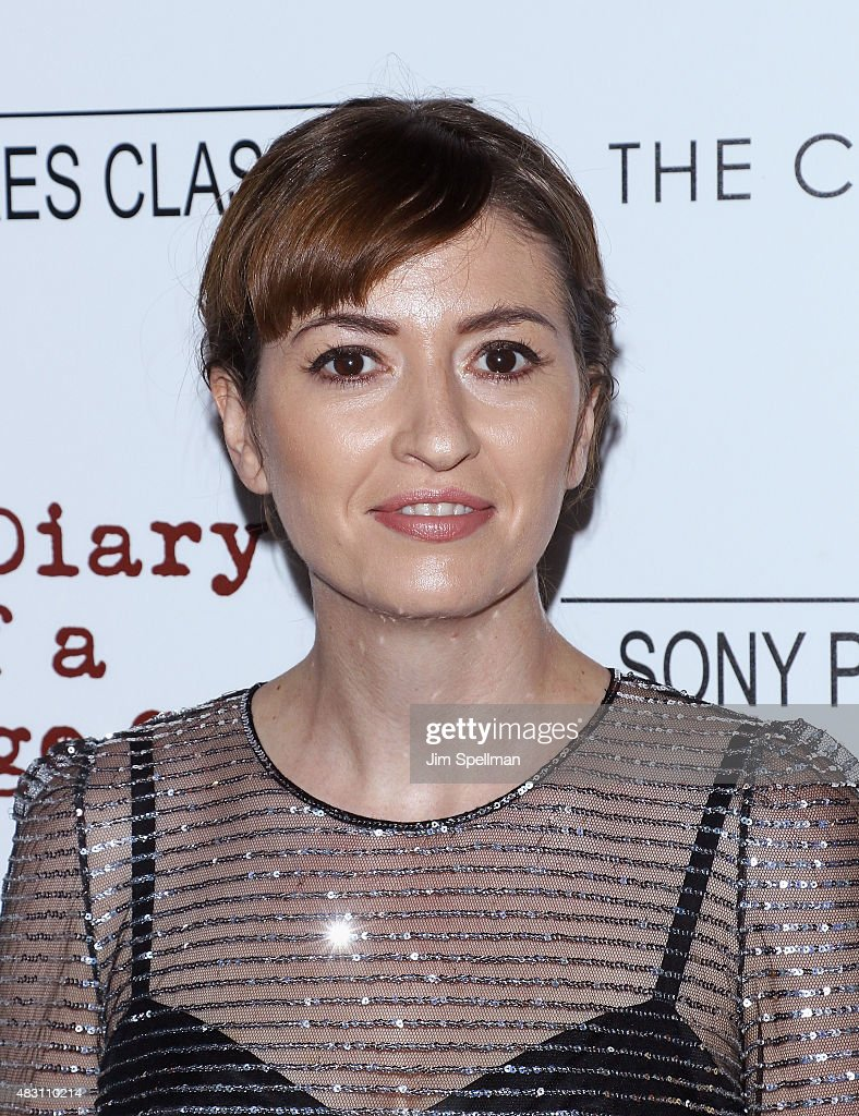 Director Marielle Heller attends the Sony Pictures Classics with The Cinema Society host a screening of 'The Diary Of A Teenage Girl' at Landmark's Sunshine Cinema on August 5, 2015 in New York City.