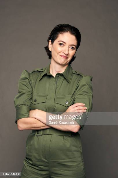 Director Marielle Heller from the film 'A Beautiful Day in the Neighborhood' poses for a portrait during the 2019 Toronto International Film Festival...