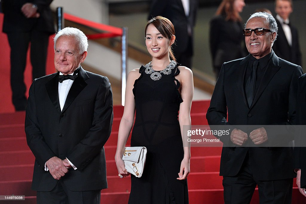 """Like Someone In Love"" Premiere - 65th Annual Cannes Film Festival"