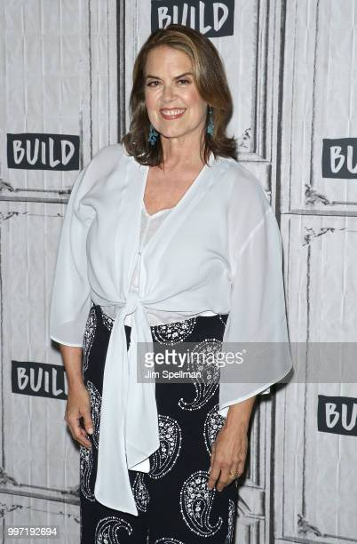 Director Marina Zenovich attends the Build Series to discuss 'Robin Williams Come Inside My Mind' at Build Studio on July 12 2018 in New York City