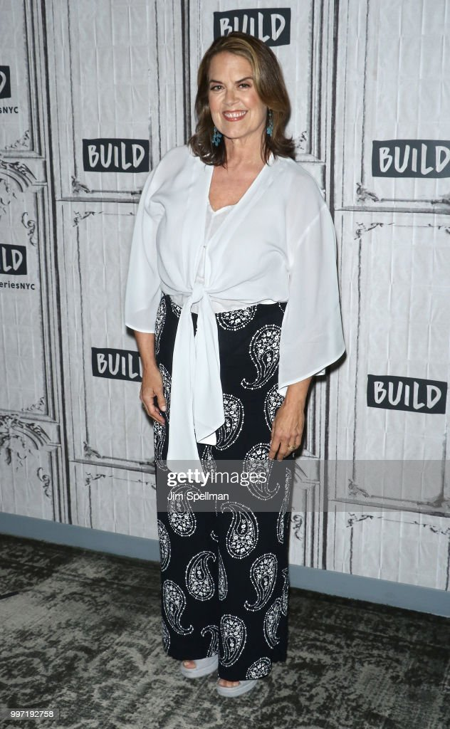 Director Marina Zenovich attends the Build Series to discuss 'Robin Williams: Come Inside My Mind' at Build Studio on July 12, 2018 in New York City.