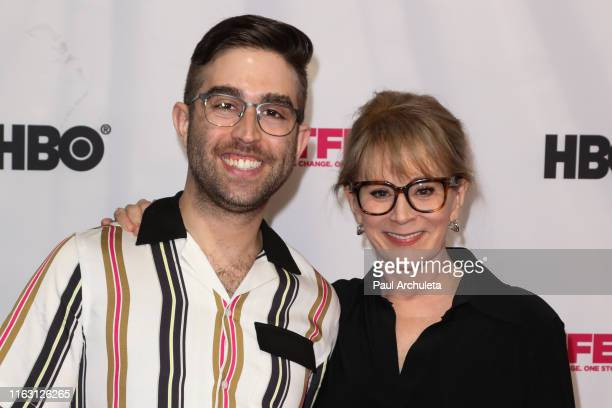 Director Mark Blane and Actress Patricia Richardson attend the Screening Of Cubby at the 2019 Outfest Los Angeles LGBTQ Film Festival at TCL Chinese...