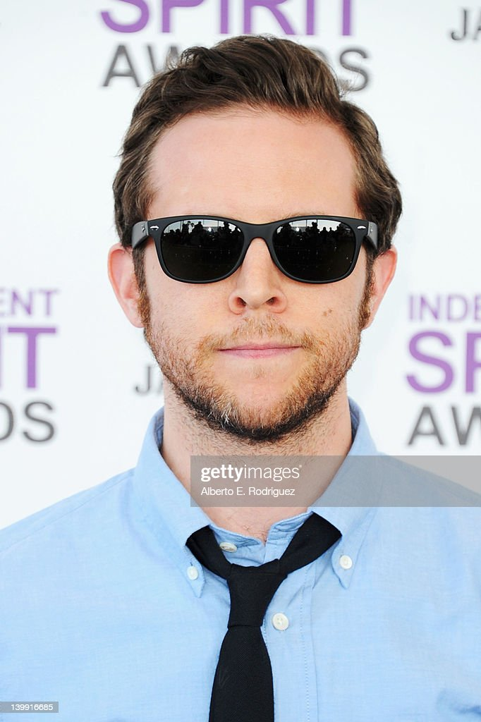 Director Mark Jackson arrives at the 2012 Film Independent Spirit Awards on February 25, 2012 in Santa Monica, California.