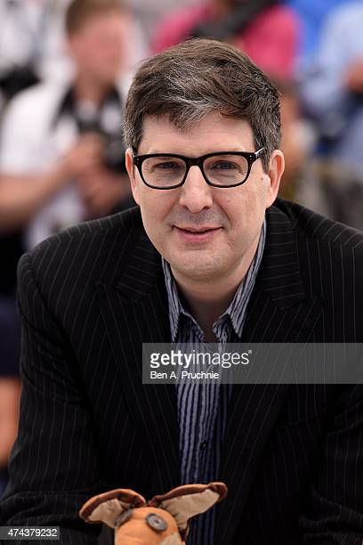 Director Mark Osborne attends the Little Prince Photocall during the 68th annual Cannes Film Festival on May 22 2015 in Cannes France