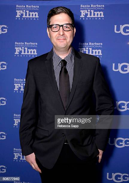 Director Mark Osborne attends the opening night presentation of 'The Little Prince' at the Arlington Theater during the 31st Santa Barbara...