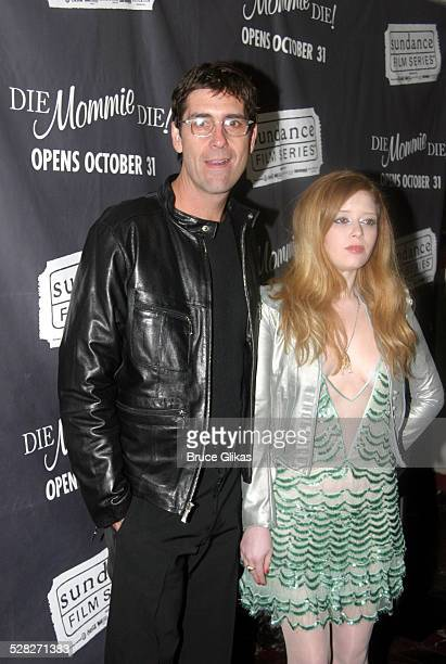 Director Mark Rucker and Natasha Lyonne during Die Mommie Die New York Premiere Afterparty at Laura Belle in New York City New York United States