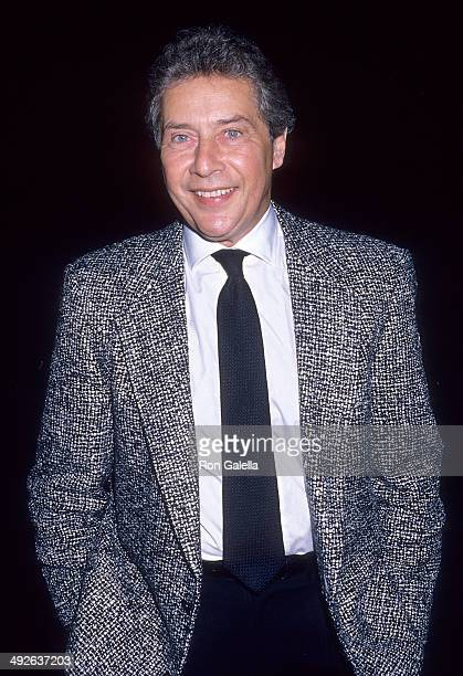 Director Mark Rydell attends the 1988 Presidential Election Campaign Hollywood Women's Political Committee's Benefit Bash for Presidential Candidate...