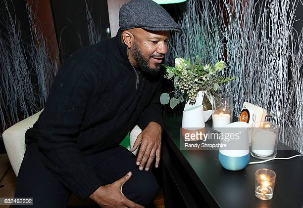 Director Marshall Tyler attends Google Home x Sundance x Wanderluxxe celebrate diversity at the home of Barry Amy Baker on January 22 2017 in Park...