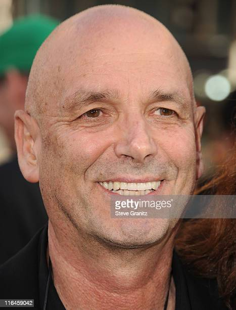 Director Martin Campbell and actress Sol E Romero attends the 'Green Lantern' Los Angeles Premiere at Grauman's Chinese Theatre on June 15 2011 in...