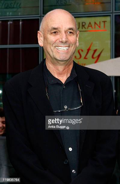 Director Martin Campbell attends the 'Green Lantern' Germany Premiere at CineStar on July 25 2011 in Berlin Germany