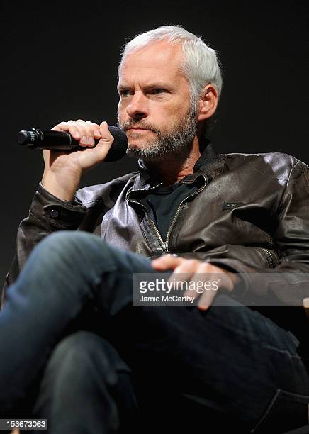 Director Martin McDonagh attends Meet the Filmmaker Martin McDonagh 'Seven Psychopaths'>> at the Apple Store Soho on October 8 2012 in New York City