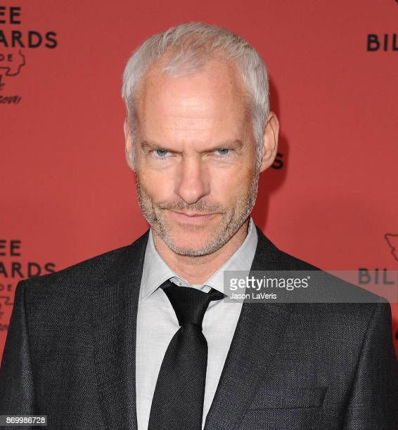 Director Martin McDonagh attends the premiere of 'Three Billboards Outside Ebbing Missouri' at NeueHouse Hollywood on November 3 2017 in Los Angeles...