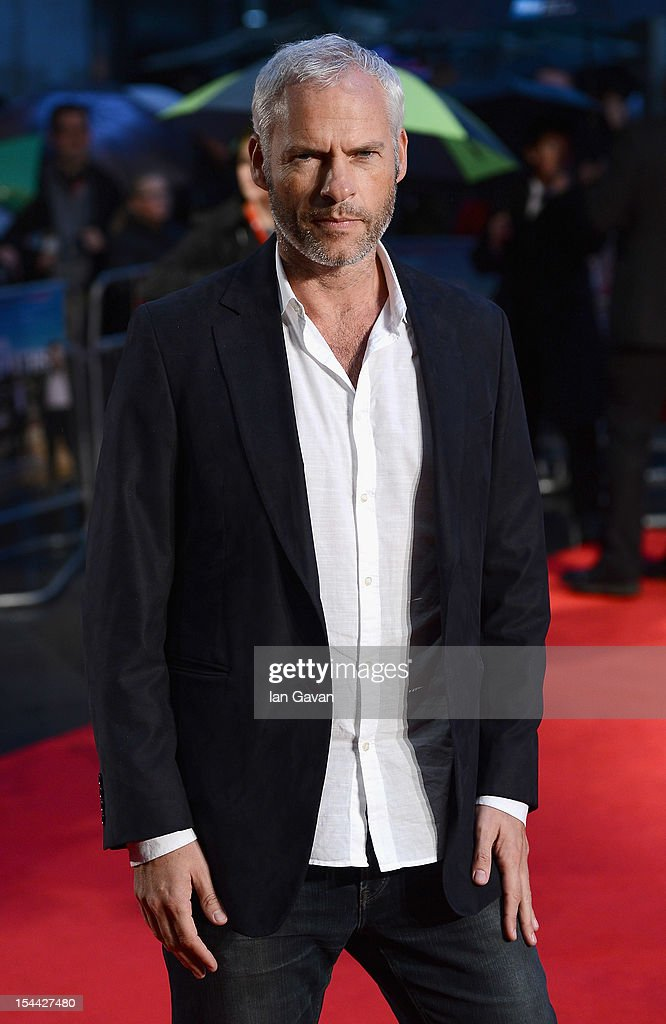 Director Martin McDonagh attends the 'Seven Psychopaths' premiere during the 56th BFI London Film Festival at the Odeon West End on October 19, 2012 in London, England.
