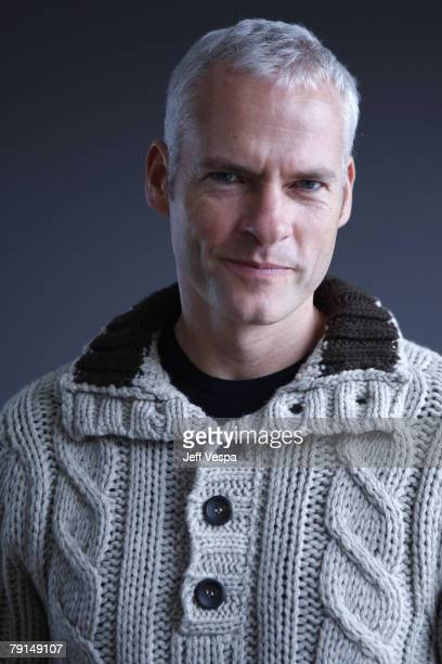 Director Martin McDonough at the 360Sky by Delta Lounge WireImage Portrait Studio on January 30 2008 in Park City Utah