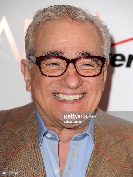 Director Martin Scorsese attends the 14th annual AFI Awards Luncheon at the Four Seasons Hotel Beverly Hills on January 10 2014 in Beverly Hills...