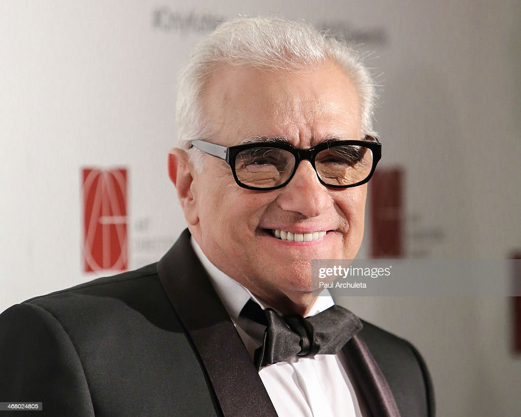 Director Martin Scorsese attends the 18th Annual Art Directors Guild Excellence In Production Design Awards at The Beverly Hilton Hotel on February 8, 2014 in Beverly Hills, California.