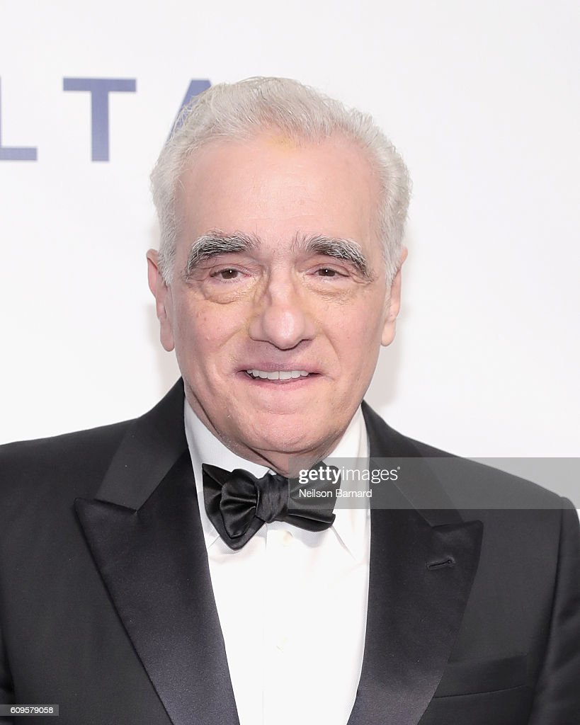 Friars Club Honors Martin Scorsese With Entertainment Icon Award - Arrivals : Foto jornalística