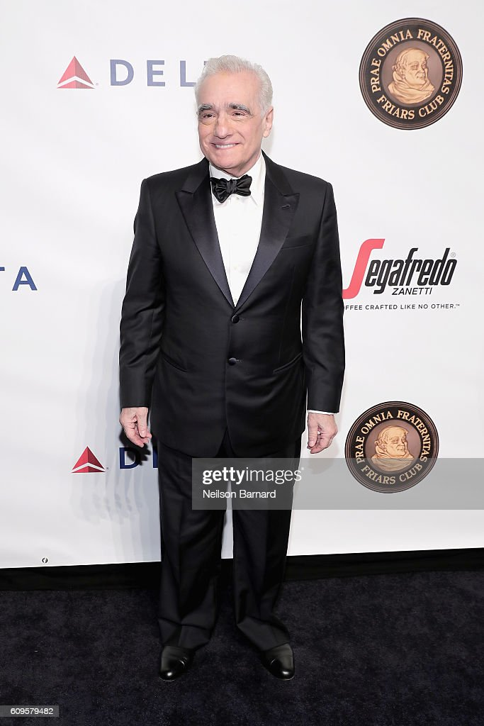 Friars Club Honors Martin Scorsese With Entertainment Icon Award - Arrivals