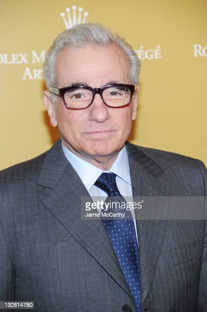 Director Martin Scorsese attends the Rolex Mentor & Protege Arts Initiative at the David H. Koch Theater, Lincoln Center on November 14, 2011 in New...