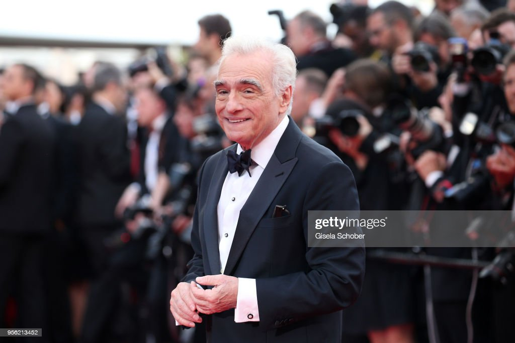 Director Martin Scorsese attends the screening of 'Everybody Knows (Todos Lo Saben)' and the opening gala during the 71st annual Cannes Film Festival at Palais des Festivals on May 8, 2018 in Cannes, France.