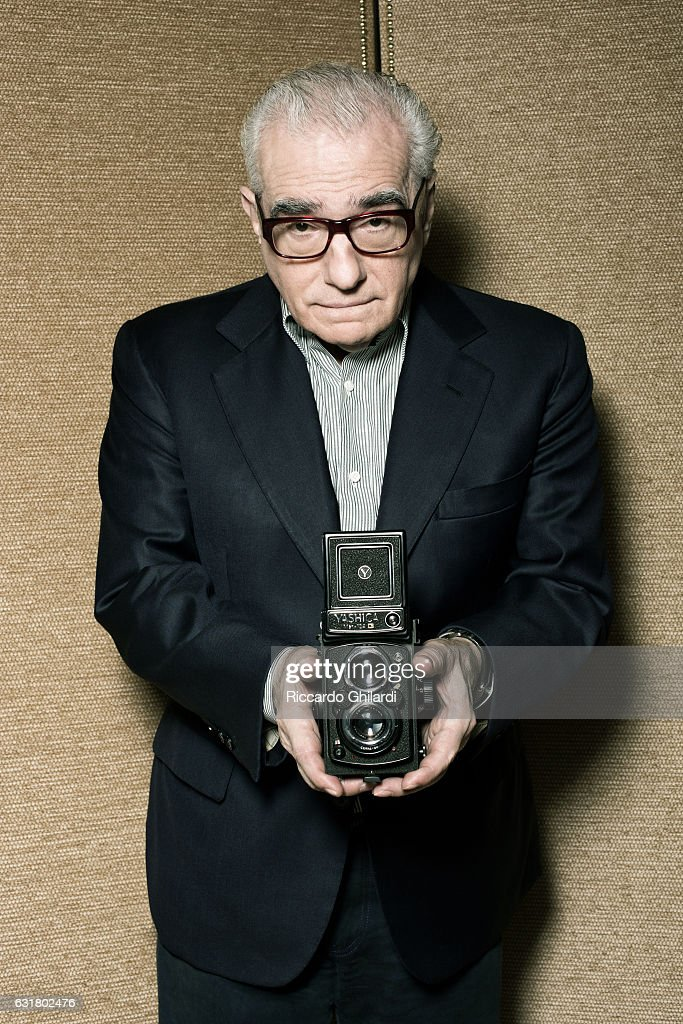 Martin Scorsese, Self Assignment, December 2016 : News Photo