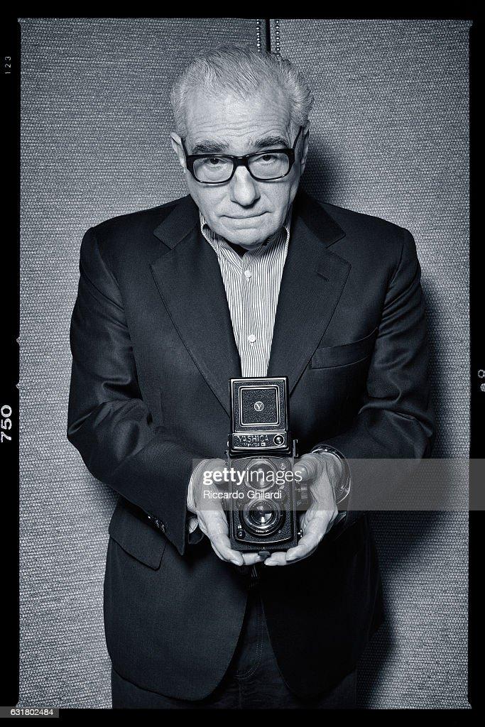 Martin Scorsese, Self Assignment, December 2016