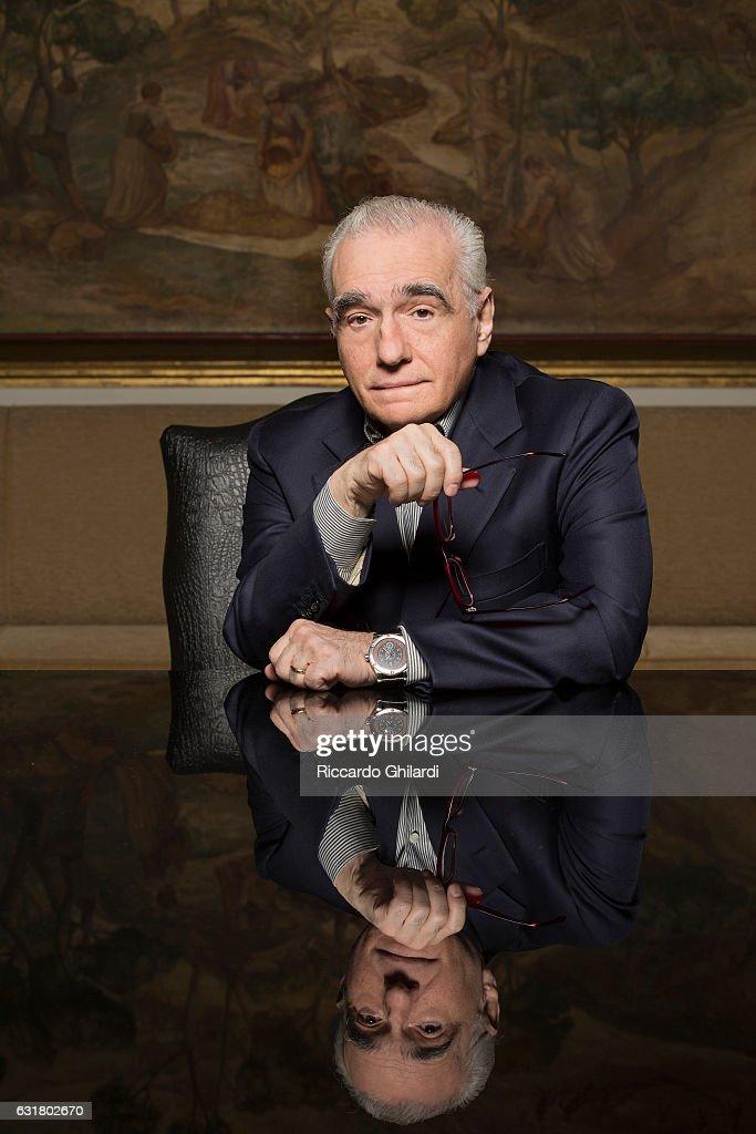 Martin Scorsese, Self Assignment, December 2016 : News Photo