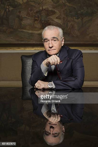 Director Martin Scorsese is photographed for Self Assignment on December 1 2016 in Rome Italy