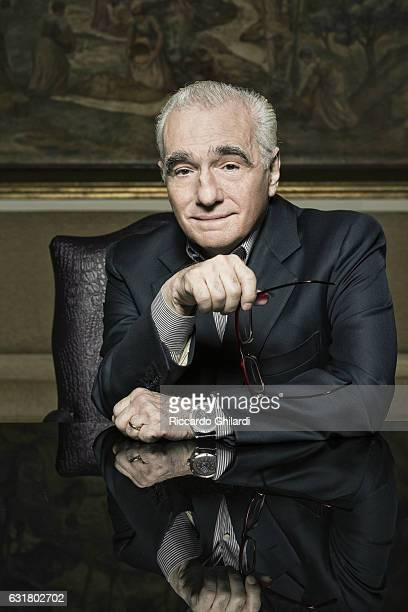Director Martin Scorsese is photographed for Self Assignment on December 1, 2016 in Rome, Italy.