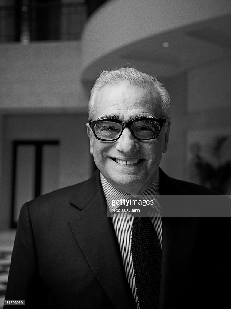 Martin Scorsese, Self Assignment, February 2014 : News Photo
