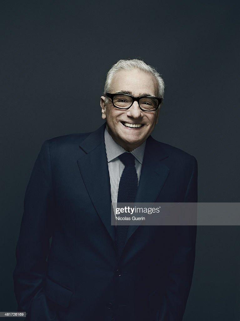 Martin Scorsese, Self Assignment, February 2014 : News Photo