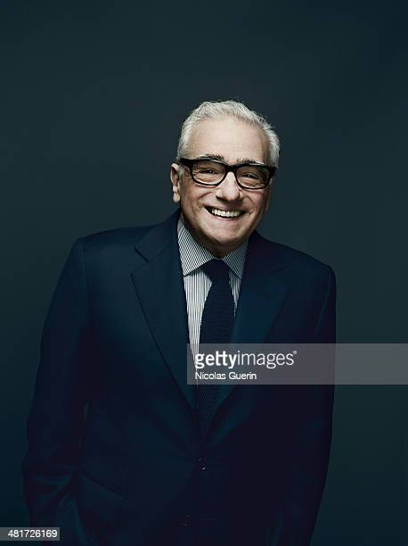Director Martin Scorsese is photographed for Self Assignment on February 27 2014 in Berlin Germany