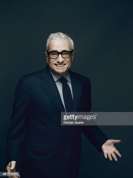 Director Martin Scorsese is photographed for Self Assignment on February 27, 2014 in Berlin, Germany.