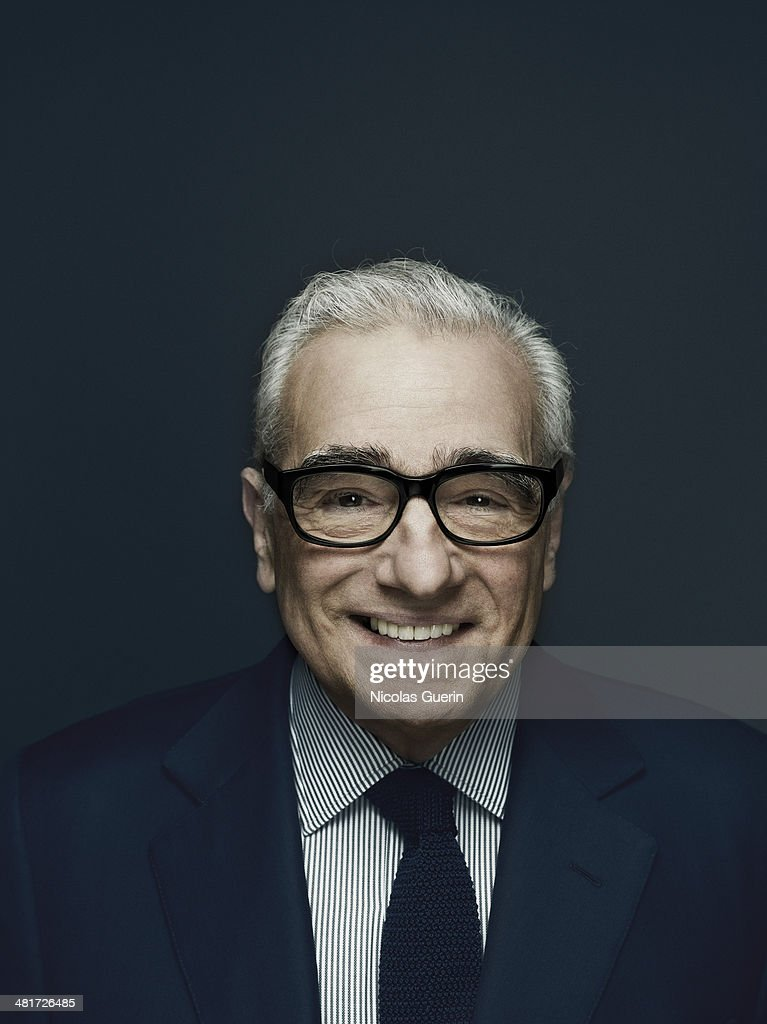 Martin Scorsese, Self Assignment, February 2014