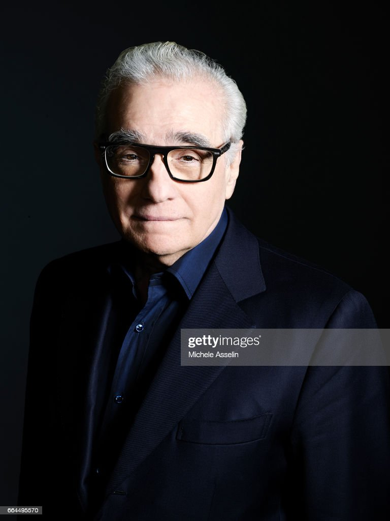Martin Scorsese, Time Magazine, February 20, 2016 : News Photo