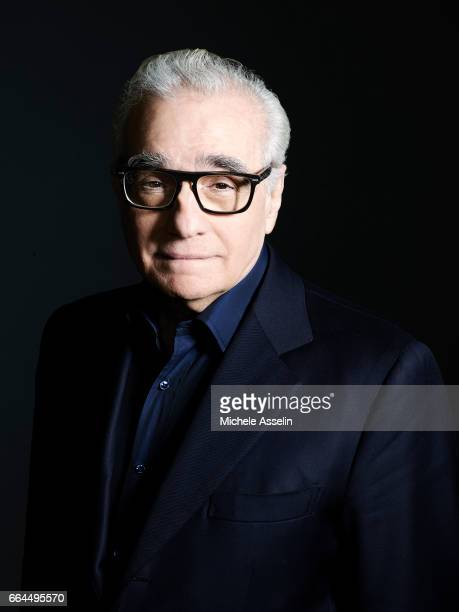 Director Martin Scorsese is photogrpahed for Time Magazine on January 6 2017 in Los Angeles California