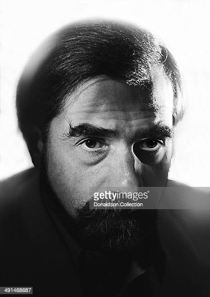 Director Martin Scorsese poses for a portrait session in 1987 in New York New York