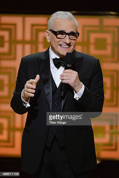 Director Martin Scorsese speaks onstage at Spike TV's 'Don Rickles One Night Only' on May 6 2014 in New York City