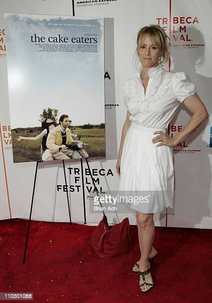 Director Mary Stuart Masterson during 6th Annual Tribeca Film Festival 'The Cake Eaters' Red Carpet Arrivals at Clearview Chelsea West Cinemas in New...