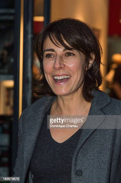 Director Maryline Canto attends 'Le Sens De L'Humour' photocall during the18th Young Directors International Festival on October 10 2013 in Saint...