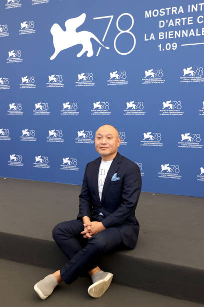 "ITA: ""Inu-Ho"" Photocall - The 78th Venice International Film Festival"