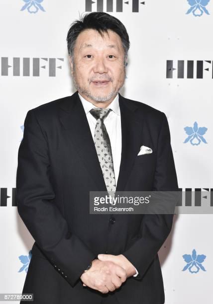 Director Masato Harada attends the 37th Annual Hawaii International Film Festival Gala presented by Halekulani on November 10 2017 in Honolulu Hawaii