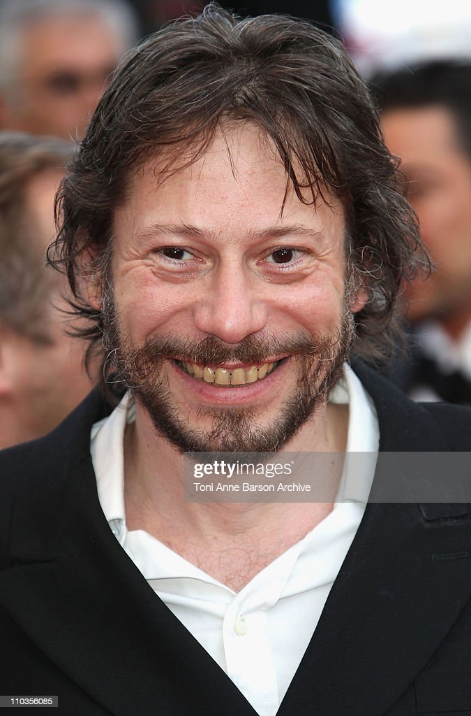 Director Mathieu Amalric attends the Palme d'Or Closing Ceremony held at the Palais des Festivals during the 63rd Annual International Cannes Film Festival on May 23, 2010 in Cannes, France.