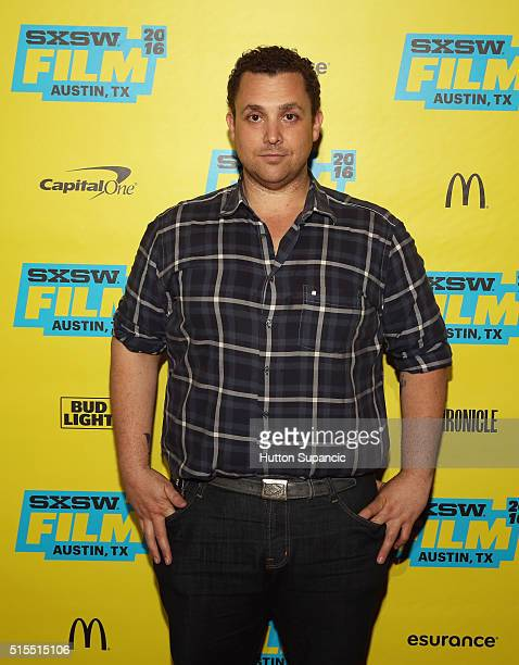 Director Matt Ornstein attends the premiere of Accidental Courtesy Daryl Davis Race America during the 2016 SXSW Music Film Interactive Festival at...