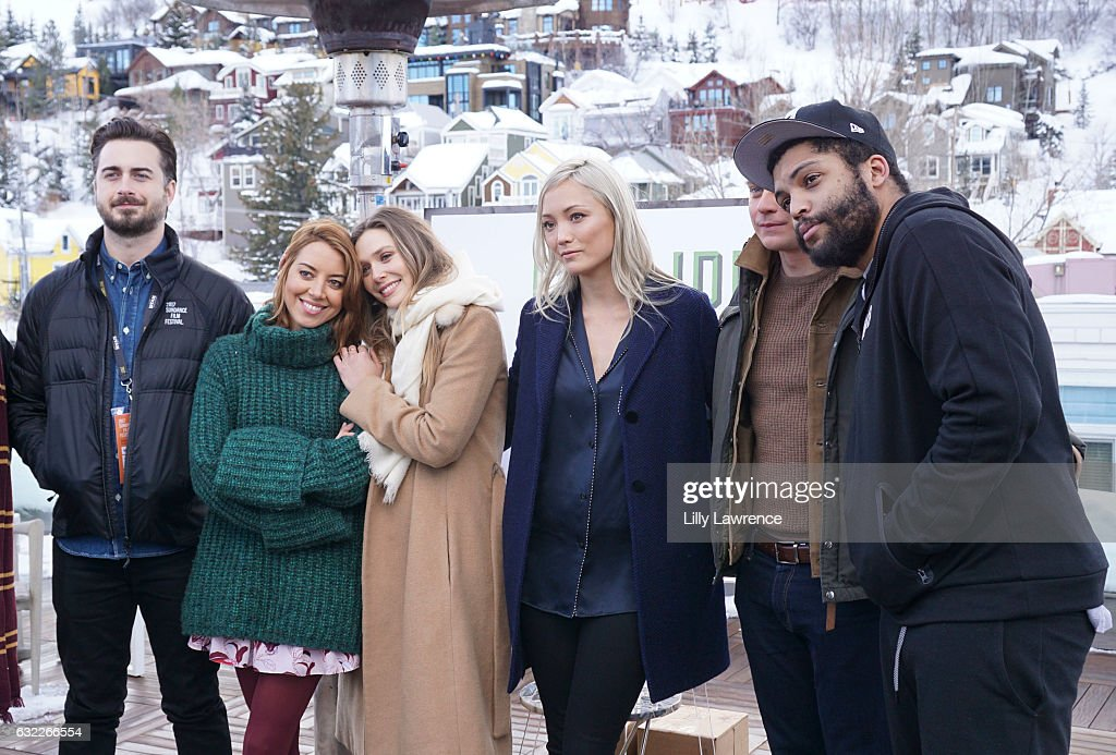 """Panel Discussion For """"Ingrid Goes West"""" - Park City 2017 : News Photo"""