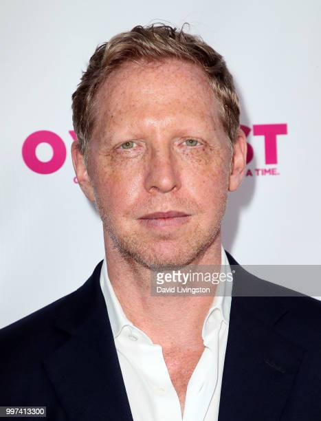 Director Matt Tyrnauer attends the 2018 Outfest Los Angeles opening night gala screening of 'Studio 54' at the Orpheum Theatre on July 12 2018 in Los...