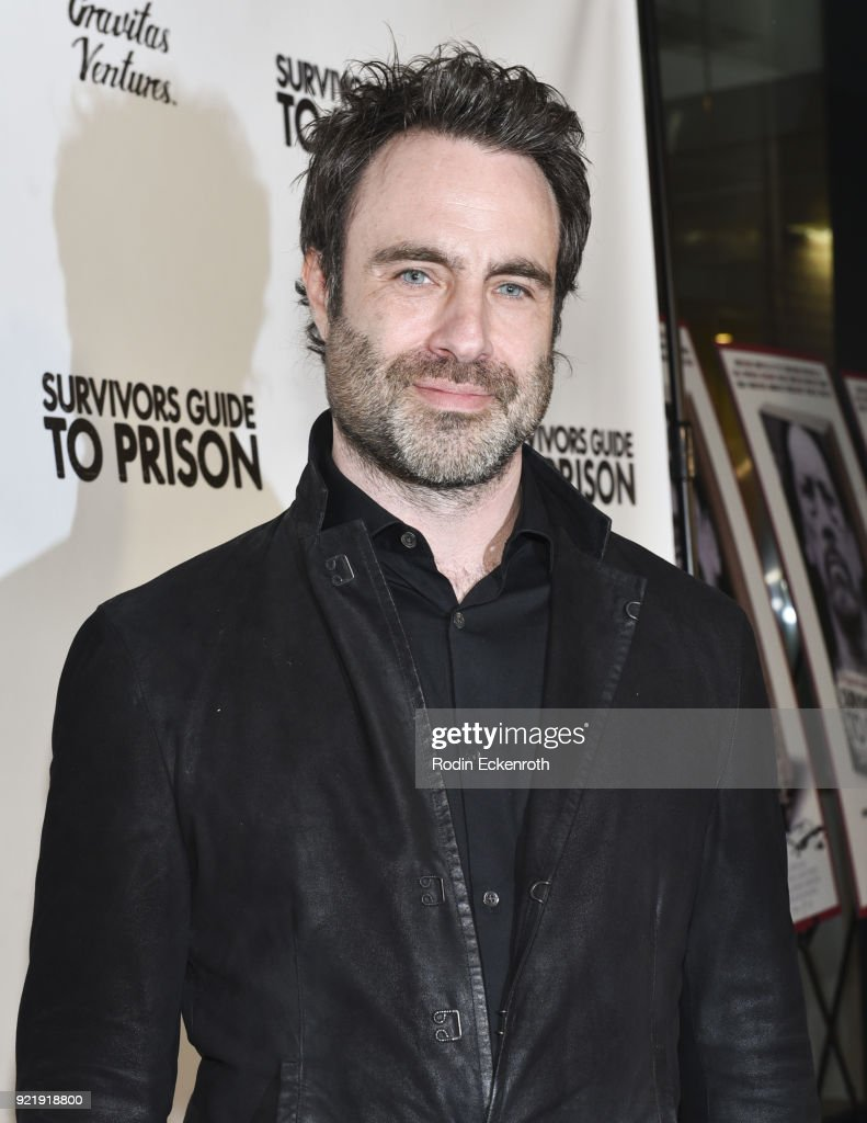 Premiere Of Gravitas Pictures' 'Survivors Guide To Prison' - Red Carpet : News Photo