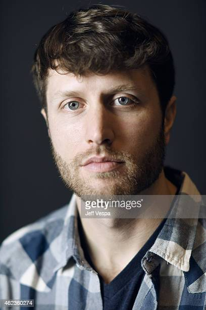 Director Matthew Heineman of Cartel Land poses for a portrait at the Village at the Lift Presented by McDonald's McCafe during the 2015 Sundance Film...
